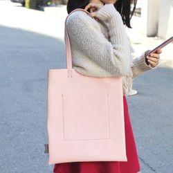 슈에뜨 숄더 백 Baby pink