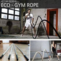 ECO짐로프 성인용 전문가용 로프 근력운동 체력단련