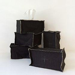 주트 티슈커버 : jute tissue cover