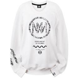 NXN MOON MMT407 White