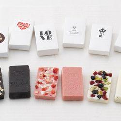 [코지아트]초콜릿 데코 페이퍼(대4 소16장)