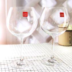 러브아트 와인잔 2p set