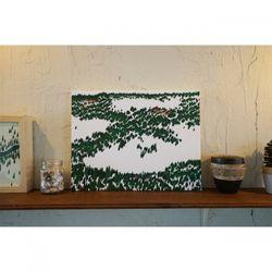 제주의 숲 -배중열- A사이즈(27.3x22cm)