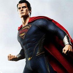 MAN OF STEEL SUPERMAN PREMIUM FORMAT FIGURE