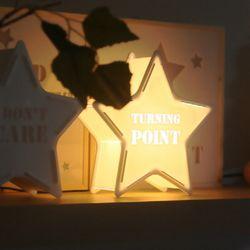 화이트 STAR [TURNING POINT] 카피라이트