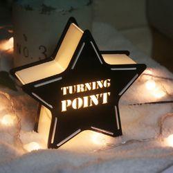 블랙 STAR [TURNING POINT] 카피라이트