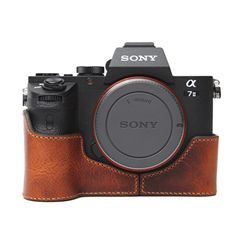 Sony A7II/A7rII 겸용 속사케이스- 지아노브라운