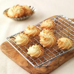 [알뜰세트]버터링쿠키만들기세트(약 90개 분량)