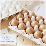 30개 달걀비누(계란비누) 30살 특별한선물
