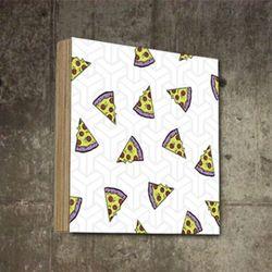 매장인테리어 팝아트 음식 피자 그림 액자 SQ-391
