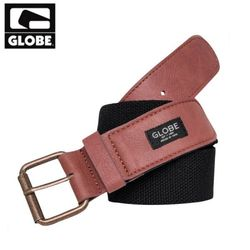 [GLOBE] PRESTON BELT (BLACK)