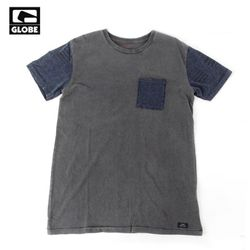 OLD BARK TIWI COLLETION PREMIUM POCKET SS T (BLK)