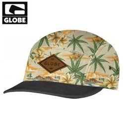 [GLOBE] PAKALOLO 5 PANEL CAP (STONE)