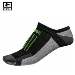 [GLOBE] JOHNSON LEFT AND RIGHT TECH SOCK (BLACK)
