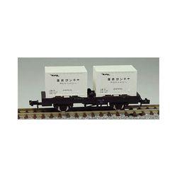 [2719] JNR 코무1형 화차 (컨테이너포함-N 게이지)