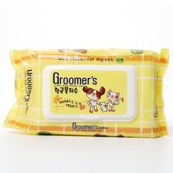Groomers 물티슈-80매