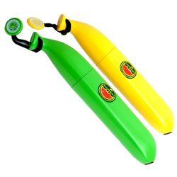 안익은 바나나 우산