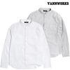밴웍스 더블 헨리넥 셔츠 2칼라 (V15SH001)