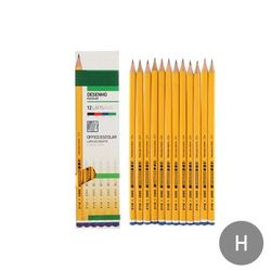 Pencils(일반용) 12pcs 2005 H3 set
