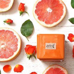 선한빛 오렌지캔들 따뜻한봄날