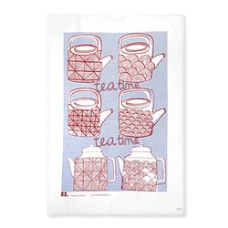 Tea Time Teatowel 티타올 (블루)