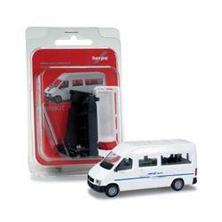 [~8/22까지] [미니키트]Volkswagen LT 2 Bus (HE012584WH) 조립식