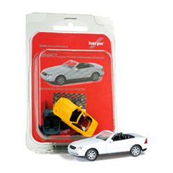 [미니키트]Benz SLK Roadster (HE343763WH) 조립식