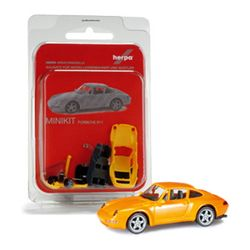 [~8/22까지] [미니키트]Porsche 911 Carrera (HE342803OR) 조립식