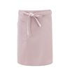 (AA1552) le coloration apron pink