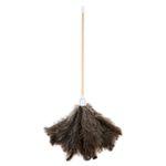 타조깃털 먼지떨이 45cm (플라스틱)