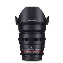 [삼양옵틱스] VDSLR 24mm T1.5 ED  동영상 촬영용