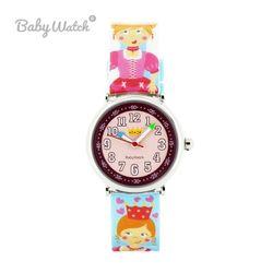 [컬러링엽서 증정] [Babywatch]손목시계-COFFRET Royrume Enchante(왕비)