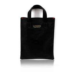금박토트백(Gold Leaf Tote Bag)-BLACK