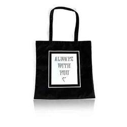 프레임숄더에코백(Frame Shouler Eco Bag)-BLACK