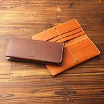 3414 Breast Wallet Double Bill Minerva