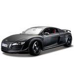 1:18 프리미어 아우디 R8 GT - Dull Black 무광블랙