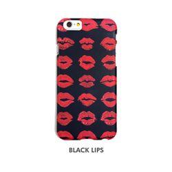 [무료배송] [ARTY CASE] Black lips