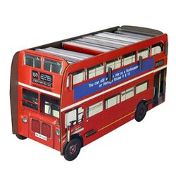 CD box - Double-decker bus