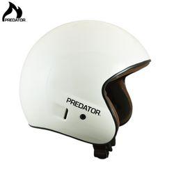 [PREDATOR] DH6-OF HELMET (Gloss Vintage White)