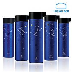 [락앤락] 별자리 텀블러 400ml 블루 LHC4121BL