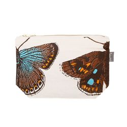 [Talented] LONE BUTTERFLY ZIP PURSE