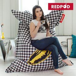 레드팟 잼 시크 빈백 1인용쇼파 인테리어의자 쇼파