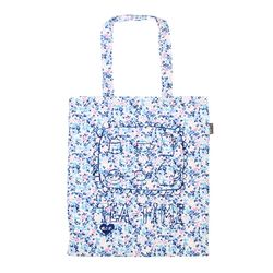 [Talented] IT S TEA TIME (BLUE) FLAT TOTE