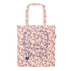 [Talented] IT S TEA TIME (PINK) FLAT TOTE