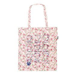 [Talented] TEA CUPS (PINK) FLAT TOTE