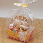트레이-딸기토끼(비닐타이세트)