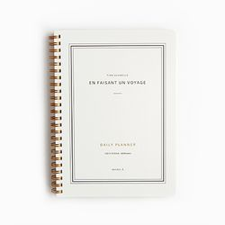 Daily planner 2nd Edition Pale green