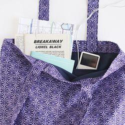 MY BAG - TOTE pattern 009
