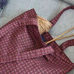 MY BAG - TOTE pattern 012