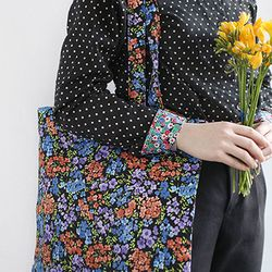 MY BAG - TOTE pattern 015